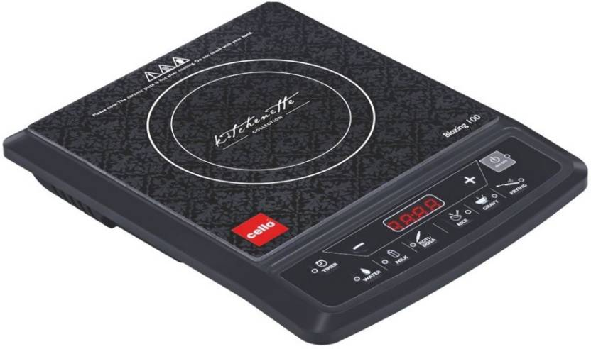 Cello Blazing 100 Induction Cooktop Image