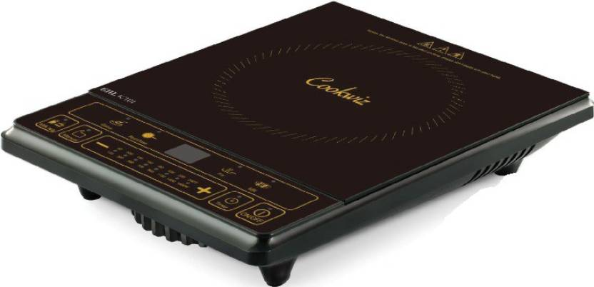 Eveready IC101 Induction Cooktop Image
