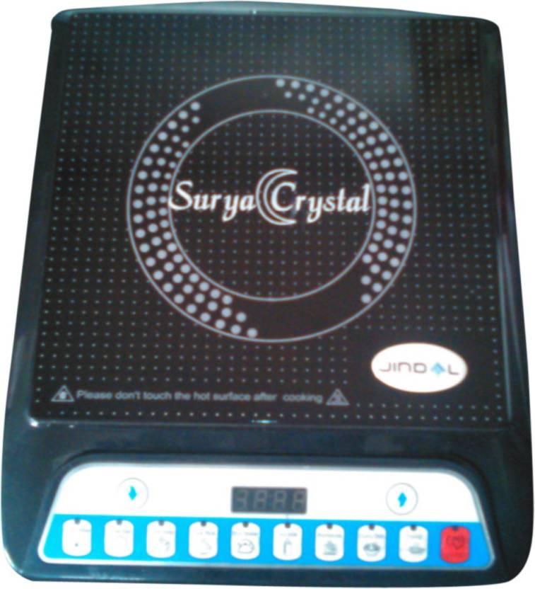 Jindal Crystal 001 Induction Cooktop Image