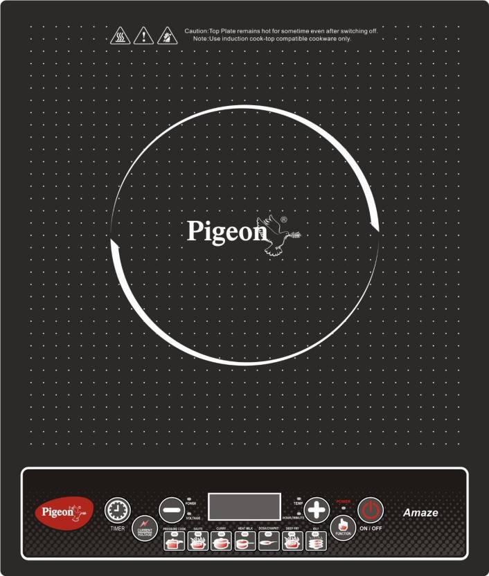 Pigeon 00041 Induction Cooktop Image