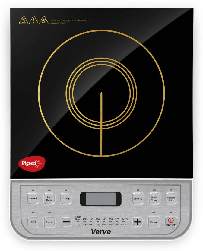 Pigeon VERVE Induction Cooktop Image