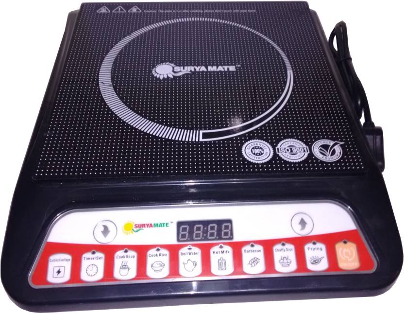 Surya Mate A8 Induction Cooktop Image