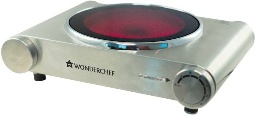 Wonderchef Ceramic Hot Plate Induction Cooktop Image