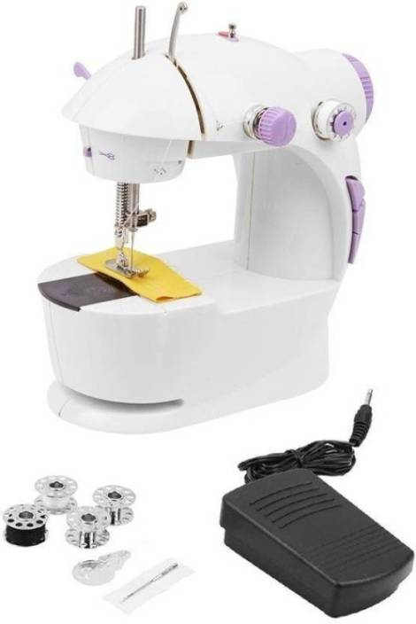 Benison India 4 In1 Smart Portable Mini Silai Electric Sewing Machine Image