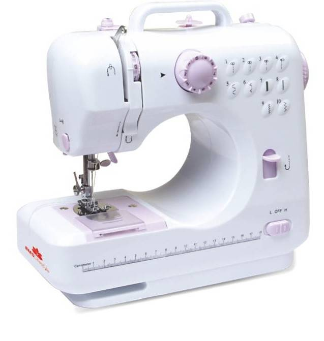 BMS Lifestyle 10 In 1 Multi-function Electric Sewing Machine Electric Sewing Machine Image