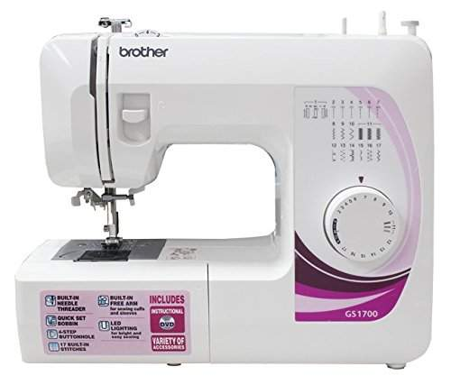 Brother GS 1700 Electric Sewing Machine Image