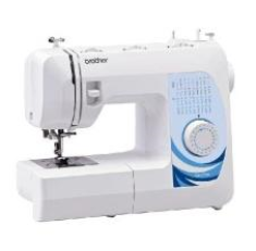 Brother GS 3700 with extension table Electric Sewing Machine Image