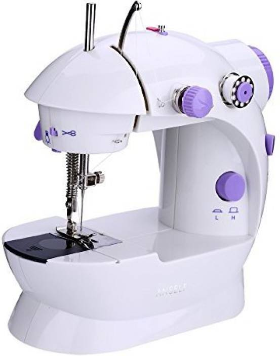Cubee 4 in 1 Compact & Portable Operated Electric Sewing Machine Image