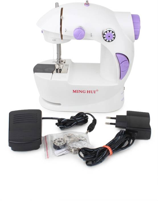 Dealcrox Mini 4 in 1 Electric Sewing Machine Electric Sewing Machine Image