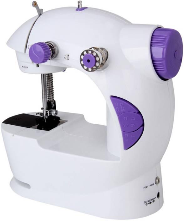 Gold Dust QUA YUTA Portable Lifestyle Mini Electric Sewing Machine Image