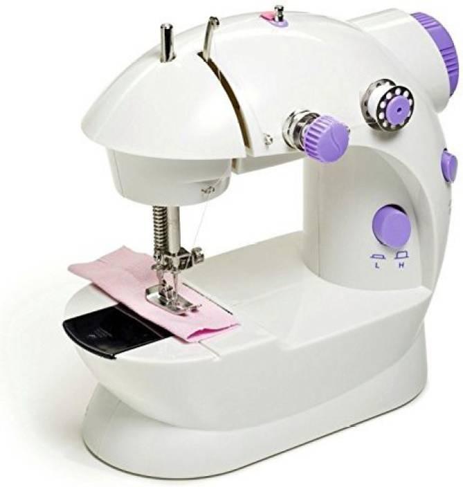 Shopo 4 in 1 Mini Electric Power mode Electric Sewing Machine Image
