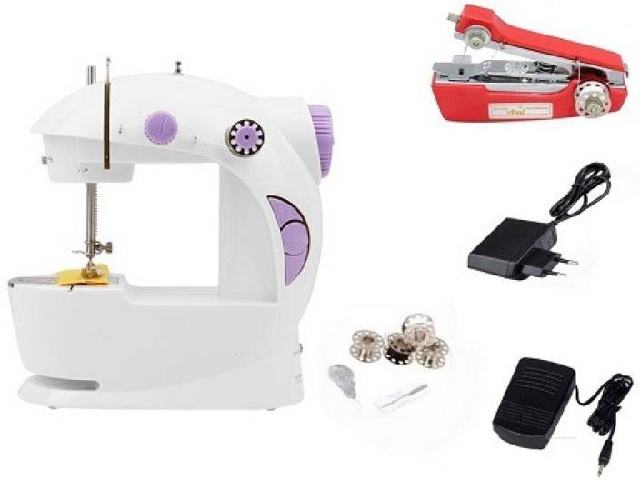 Wotel Designer's Kit With Stapler & Electric Sewing Machine Image