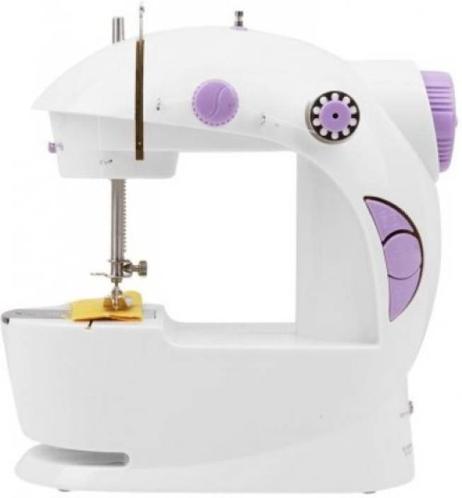 Wotel World 4-In-1 Powerstitch Portable Electric Sewing Machine Image