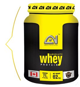 Absolute Whey Protein Image