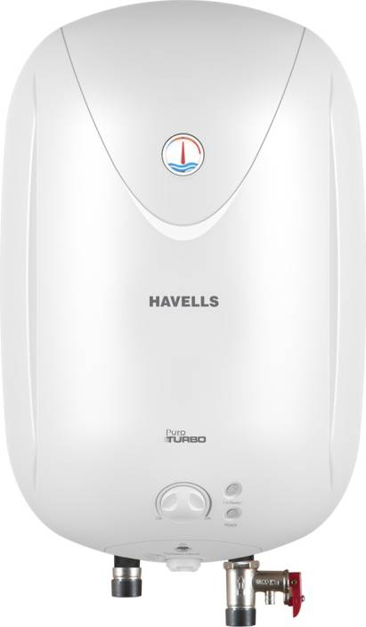 Havells Puro Turbo 15 L Storage Water Geyser Image