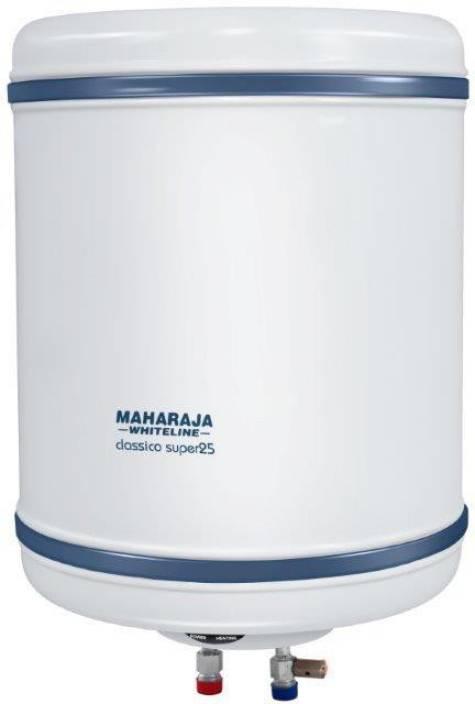 Maharaja Whiteline Classico Super 25 L Storage Water Geyser Image