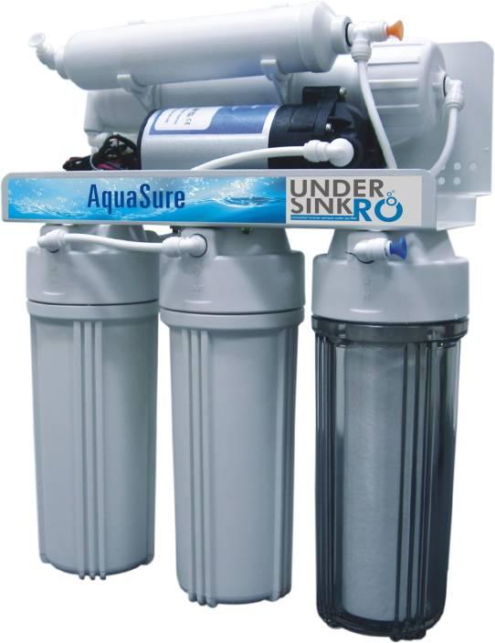 Eureka Forbes Aquasure Under Sink Ro 14 L Ro Water