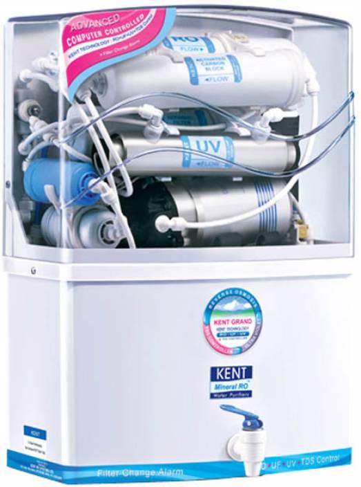 Kent Grand 8 L RO + UV +UF Water Purifier Image