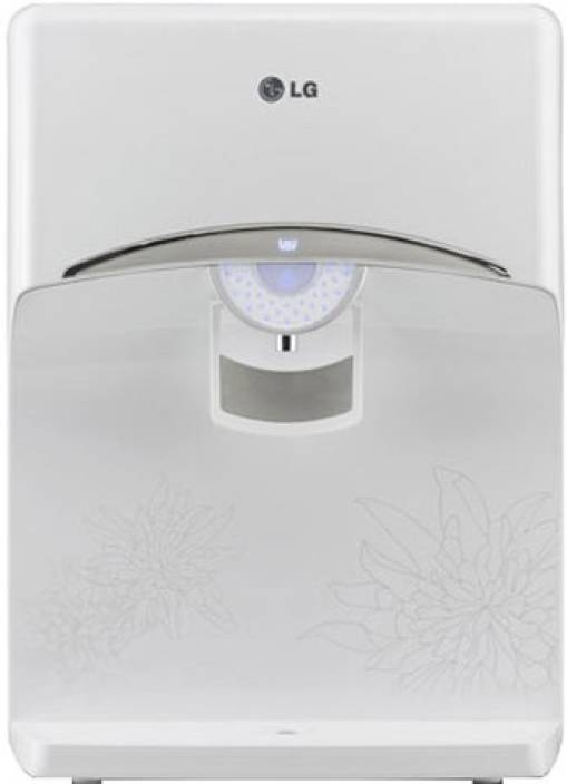 LG Water Purifier WAW73JW2RP 8 L RO + UV +UF Water Purifier Image