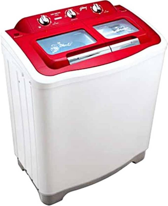 Godrej 6.5 kg Semi Automatic Top Load Washing Machine (GWS 6502 PPC) Image