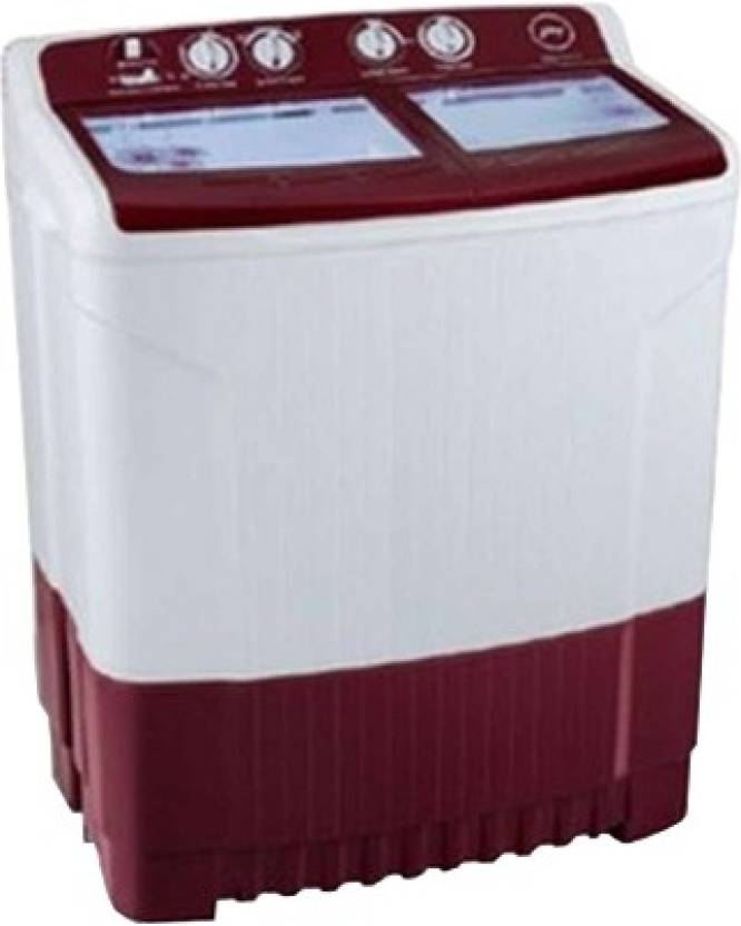 Godrej 6.8 kg Semi Automatic Top Load Washing Machine (WS 680 CT) Image