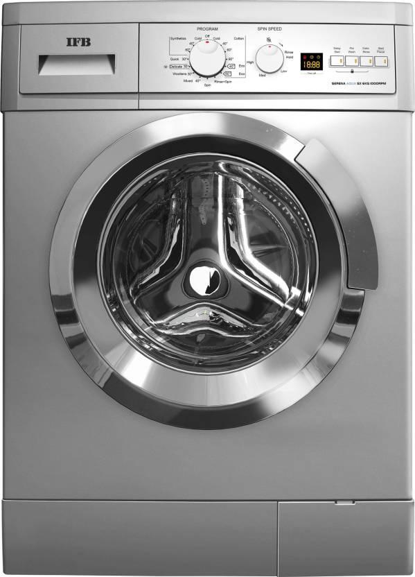 IFB 6 kg Fully Automatic Front Load Washing Machine (Serena Aqua SX LDT) Image