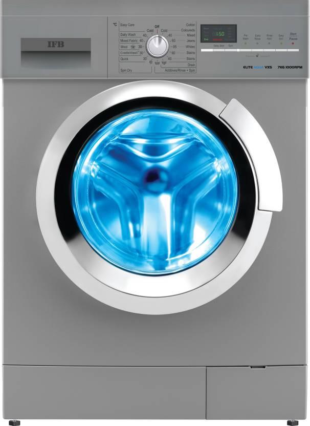 IFB 7 kg Fully Automatic Front Load Washing Machine (Elite Aqua VXS) Image