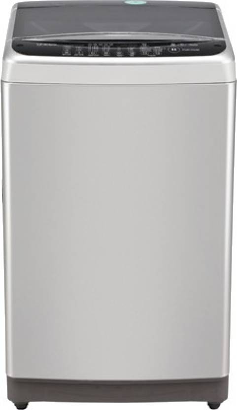 LG 9 kg Fully Automatic Top Load Washing Machine (T1068TEEL1) Image