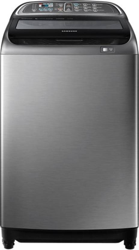 Samsung 11 kg Fully Automatic Top Load Washing Machine (WA11J5750SP/SP) Image