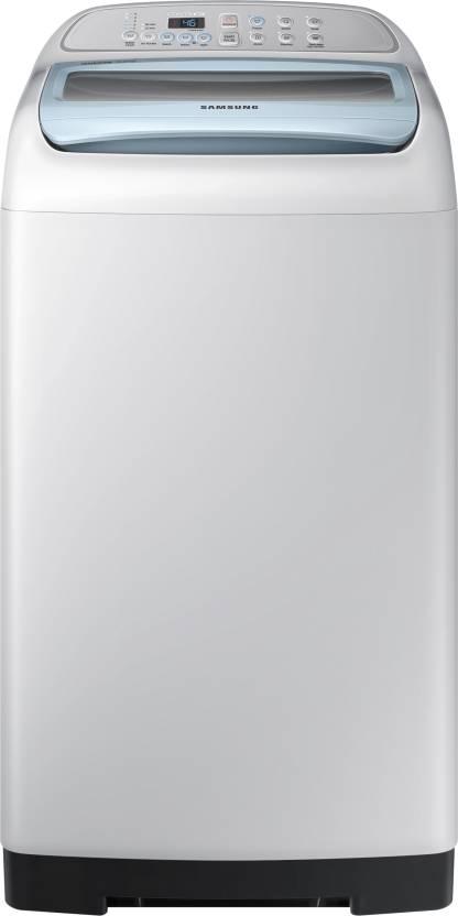 Samsung 6.2 kg Fully Automatic Top Load Washing Machine (WA62K4200HB/TL) Image