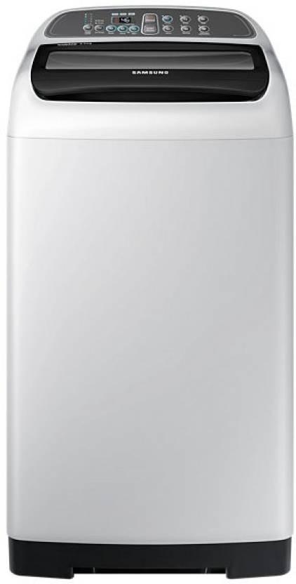 Samsung 6.5 kg Fully Automatic Top Load Washing Machine (WA65K4200HA/TL) Image