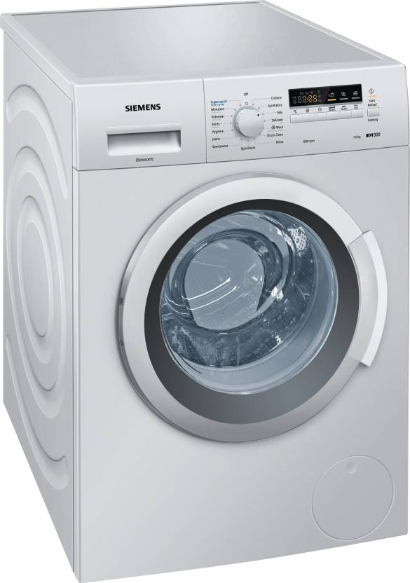 Siemens 7 kg Fully Automatic Front Load Washing Machine (WM12K268IN) Image