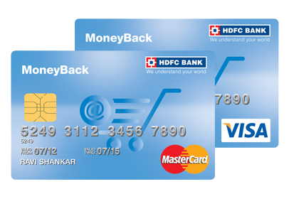 HDFC Bank MoneyBack Credit Card Image