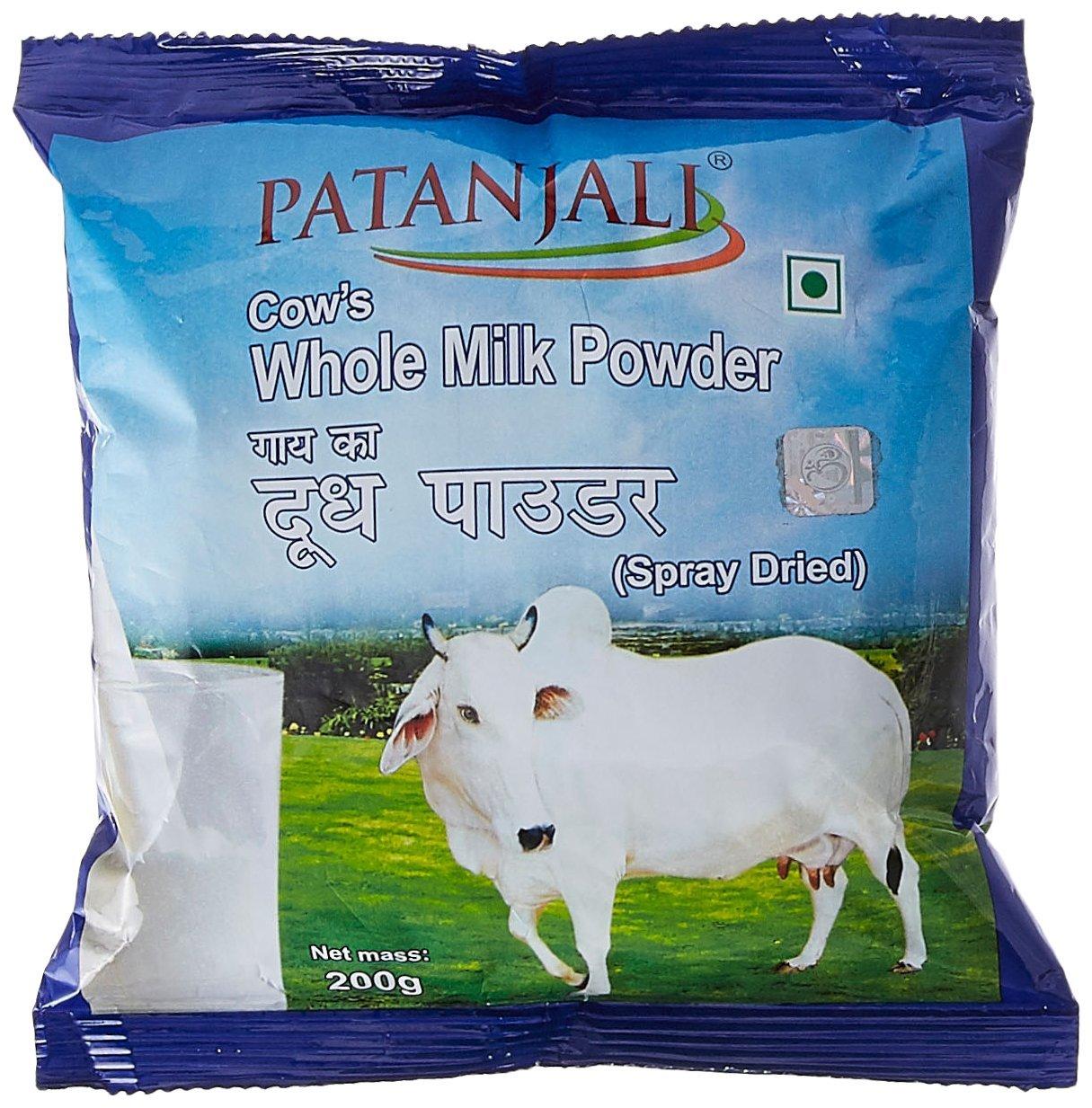 Patanjali Cow's Whole Milk Powder Image