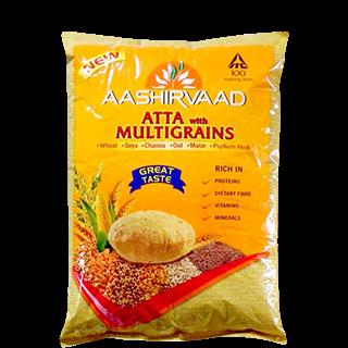 Aashirvaad Multigrain Atta Image
