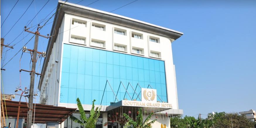 Goutham Grand Hotel - Tenali Image
