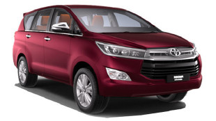 Toyota Innova Crysta 2.8 ZX AT 7 STR Image