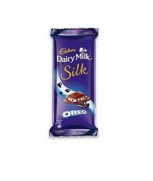 Cadbury Dairy Milk Silk Oreo Image
