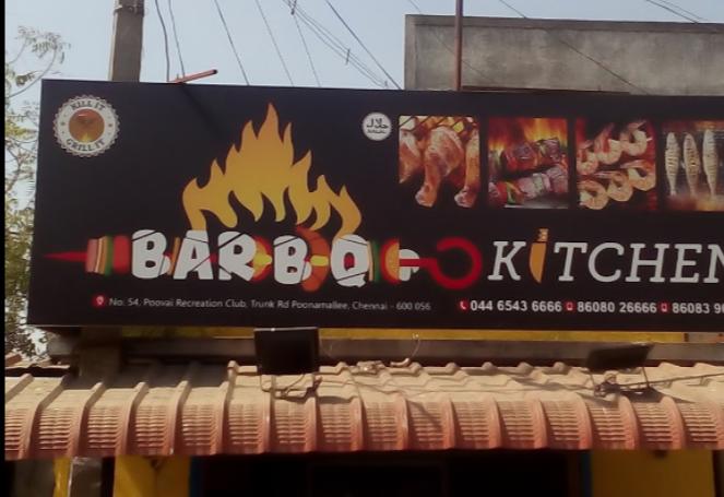 BBQ Fun sticks - BARBQ KITCHEN - POONAMALLEE - CHENNAI Customer