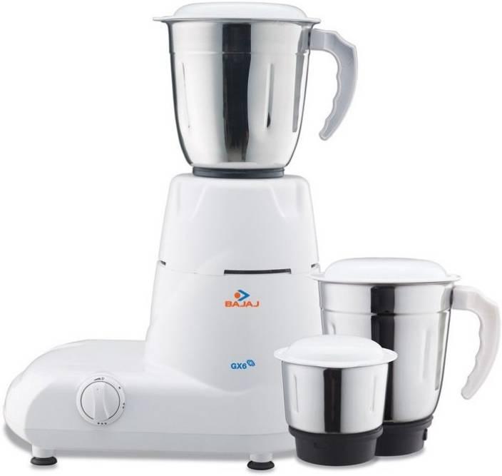 Bajaj GX 6 500 W Mixer Grinder Image
