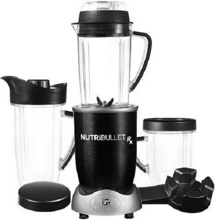NutriBullet RX Blender 10-Piece Set 1700 W Juicer Mixer Grinder Image
