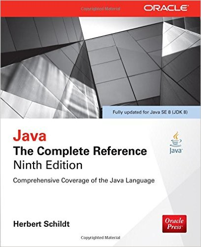 Java: The Complete Reference Ninth Edition - Herbert Schildt Image