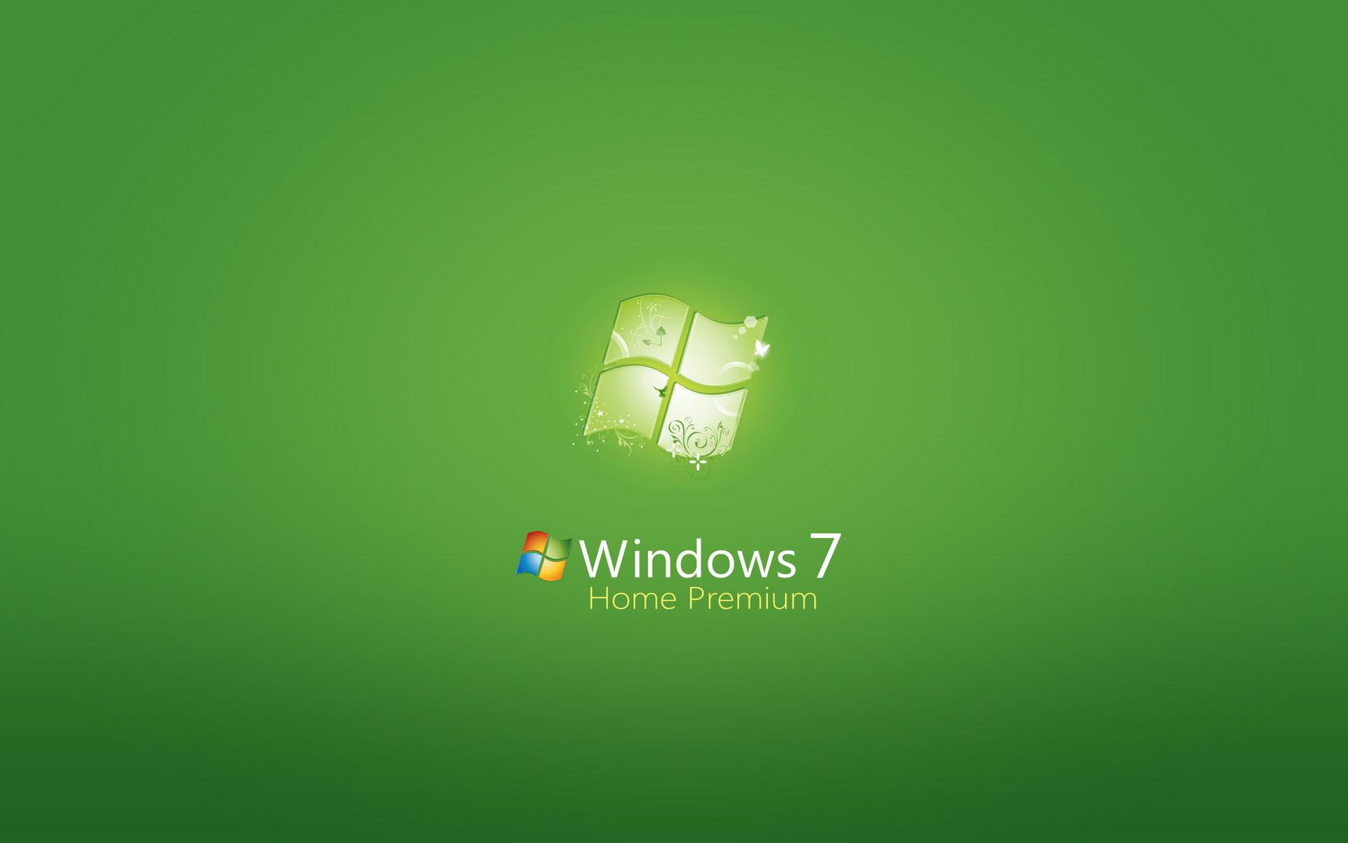 Windows 7 Home Premium Image