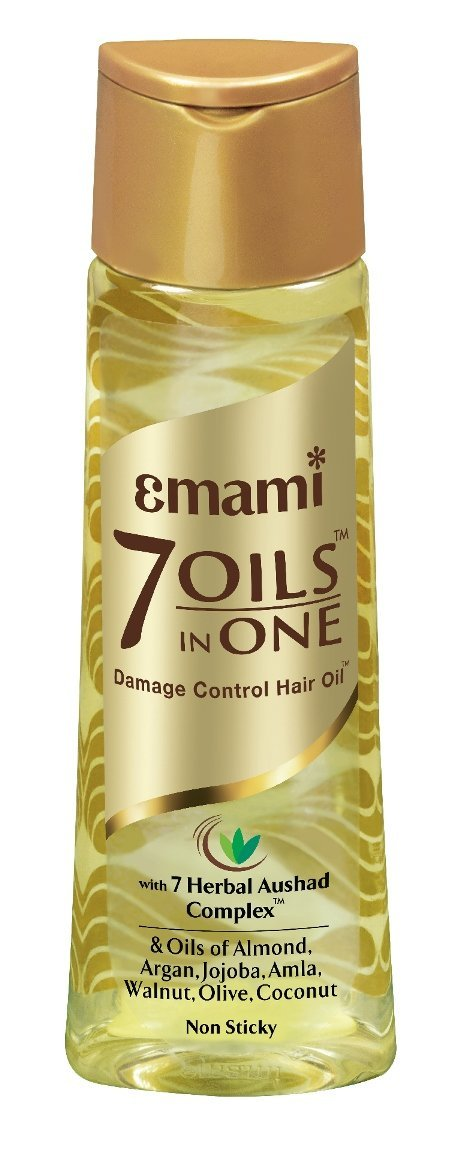 Emami 7 Oils In One Damage Control Hair Oil Image