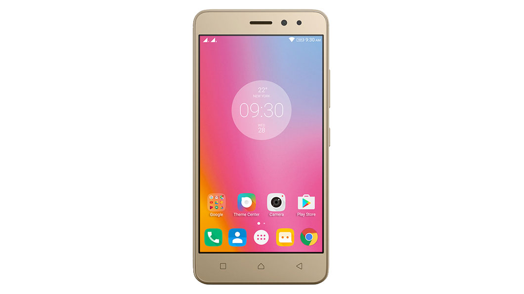 Lenovo K6 Power Image
