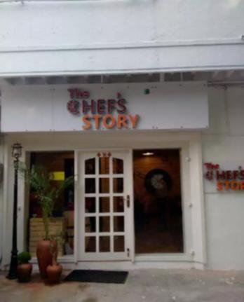 The Chef's Story - Purasavakkam - Chennai Image