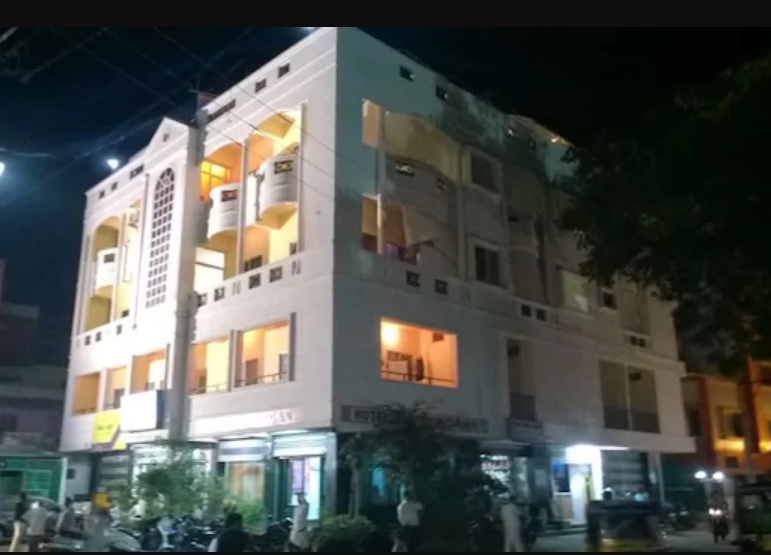 Hotel Sai Surya Restaurant - Puttaparthi Image