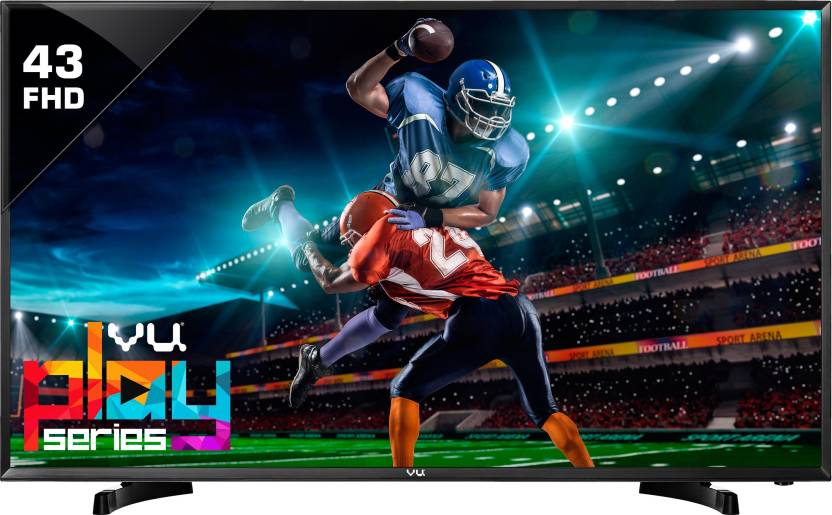 Vu 43D6535 Full HD LED TV Image