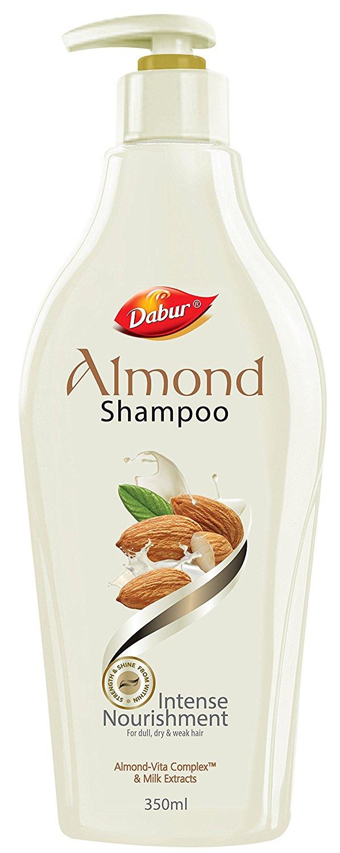 Dabur Almond Shampoo Intense Nourishment Image