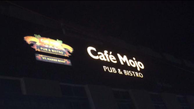 Cafe Mojo Pub & Bistro - St. Marks Road - Bangalore Image
